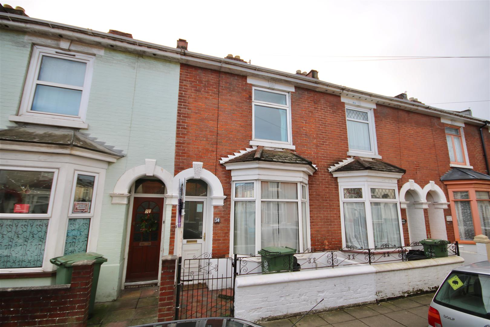 5 Bedrooms Terraced House for sale in Jessie Road, SOUTHSEA, Portsmouth, Hampshire